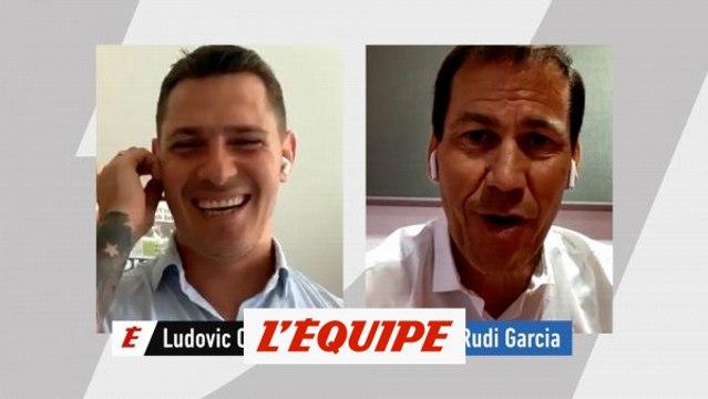 Rudi Garcia : «Adil Rami ? C'est devenu un people» - Foot - L1