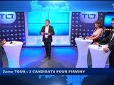 Suivez le débat du second tour à Firminy - Elections Municipales Loire 2020 - TL7, Télévision loire 7
