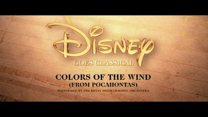 The Royal Philharmonic Orchestra - Colors of the Wind