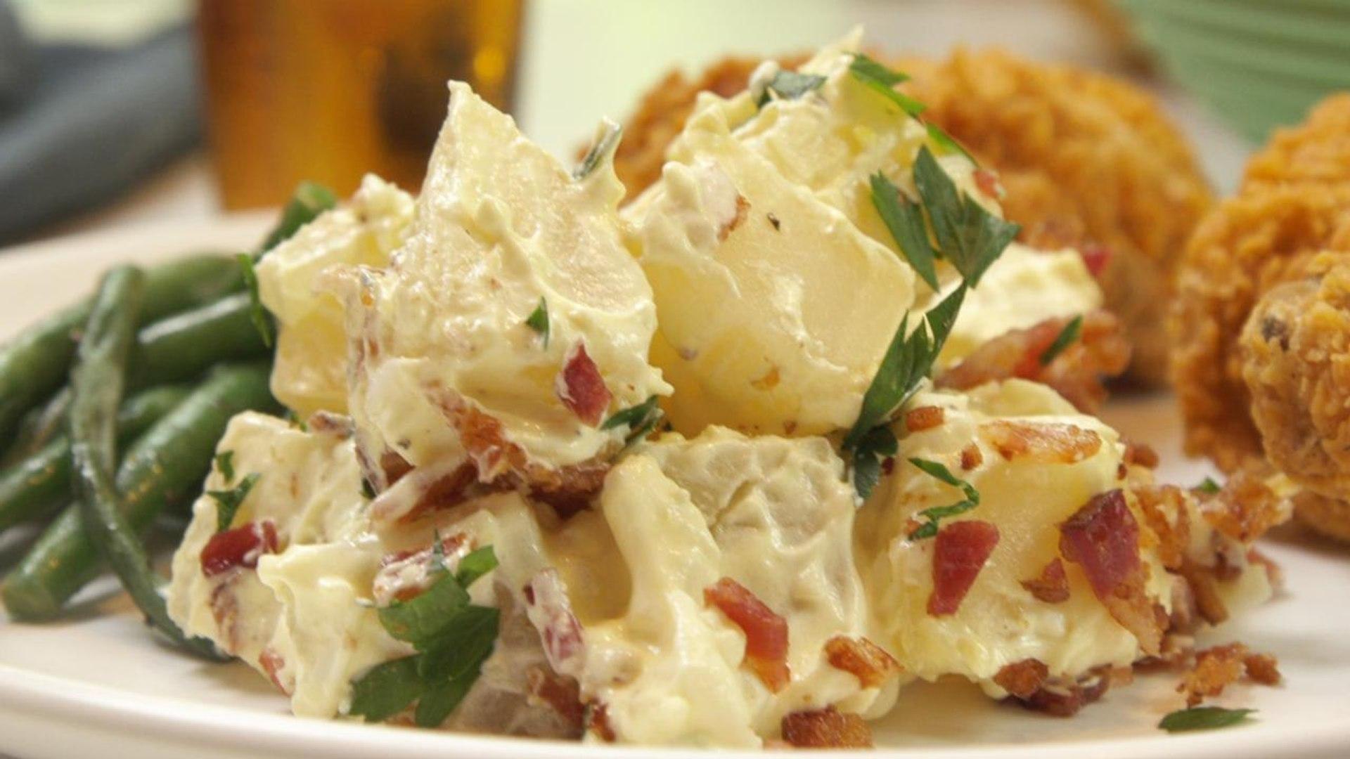 How to Make Southern Style Potato Salad