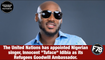 F78NEWS: United Nations appoints 2face Idibia as its Refugees Ambassador