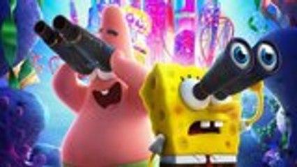 'SpongeBob Movie' Set to Debut on Premium VOD in Early 2021 | THR News