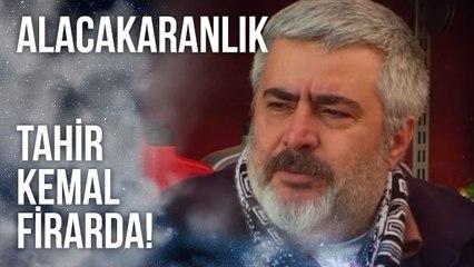 Tahir Kemal Firarda!   Alacakaranlık 34. Bölüm