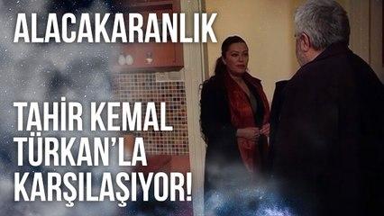 Tahir Kemal, Aylar Sonra Türkan'la Karşılaşıyor   Alacakaranlık 35. Bölüm