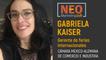 Gabriela González en NEO Marketing Talk