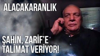 Şahin, Zarif'e Talimat Veriyor   Alacakaranlık 36. Bölüm