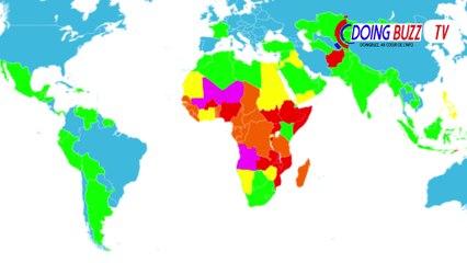 Découvrez pourquoi certains africains noirs ont les yeux bleus