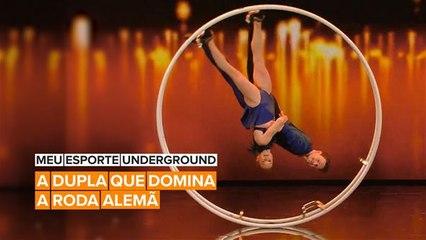 Meu Esporte Underground: A dupla que domina a Roda Alemã
