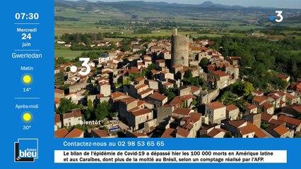 La matinale de France Bleu Breizh Izel du 24/06/2020
