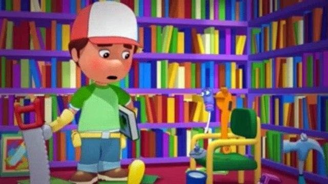 Handy Manny Season 3 Episode 42 St Patricks Day