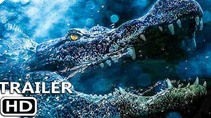 Black Water: Abyss - Official Trailer (2020) Killer Croc, Horror Movie