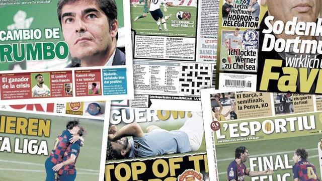 Le Barça très critiqué en Espagne, le Séville FC vise trois joueurs de Ligue 1