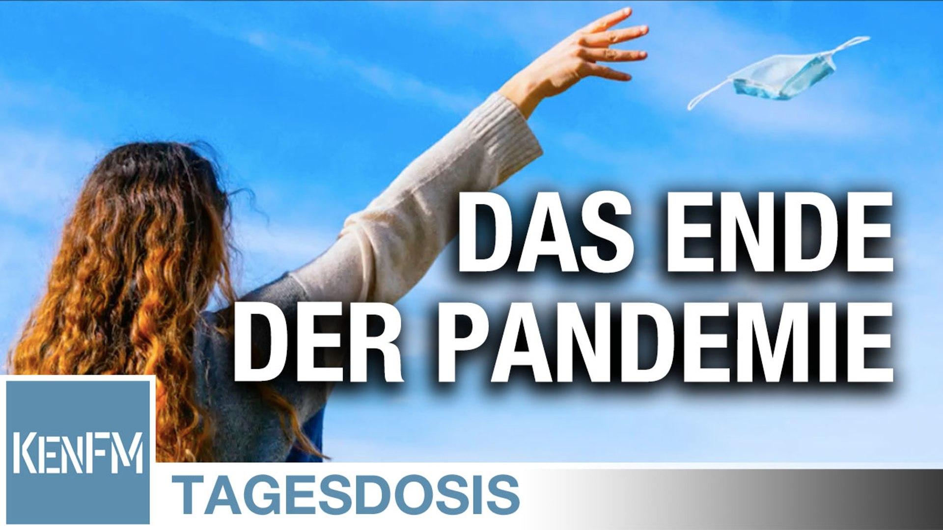 Das Ende der Pandemie - oder: Eine Zeitung für das Grundgesetz – Tagesdosis 24.6.2020