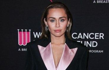 Miley Cyrus: Keine Macht dem Alkohol