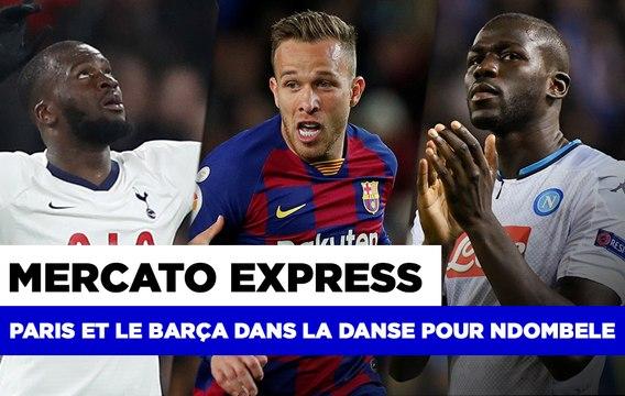 Mercato Express : Ndombele, avis aux amateurs !
