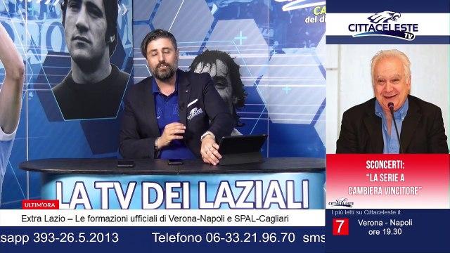 """Daniele Belotti a Cittaceleste TV: """"Ecco che penso di Atalanta-Lazio"""" - VIDEO"""