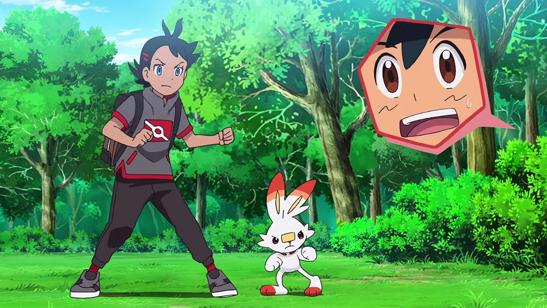 Pokemon Sword and Shield Episode 7 in English - video Dailymotion