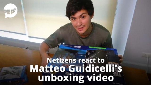 Bakit maraming nagalit sa Unboxing Video ni Matteo Guidicelli?