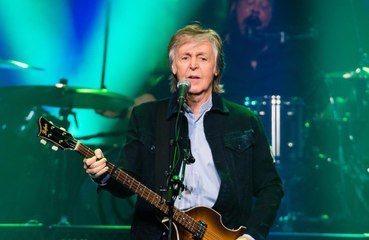 Paul McCartney kämpft für vegane Schulessen