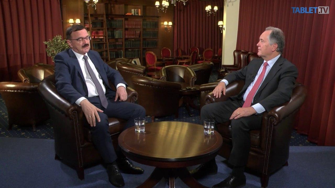 HAMŽÍK: Postoj SR k Maďarsku je kladný, pre ich spôsob vlády sme však ostražití