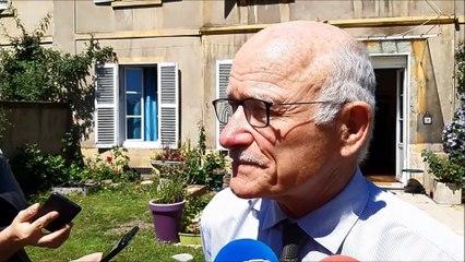 Dominique Gros maire de Metz