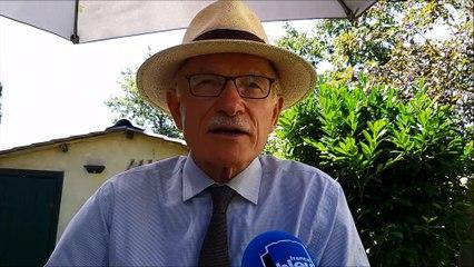 Dominique Gros maire de Metz bientôt à la retraite : son regret