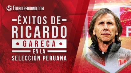 TOP 5 DE LOS ÉXITOS DE RICARDO GARECA CON LA SELECCIÓN PERUANA