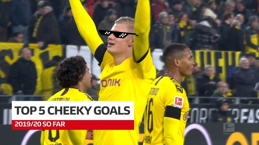 Haaland, Kimmich & Co. | Top 5 Cheeky Goals 2019/20