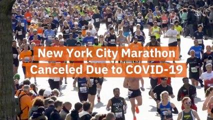 No New York City Marathon In 2020