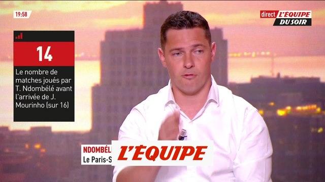 Obraniak :« Ndombele n'est pas le profil de joueur dont Paris a besoin» - Foot - L1 - PSG