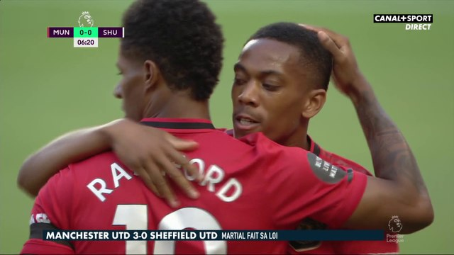 Le résumé de Manchester United / Sheffield United