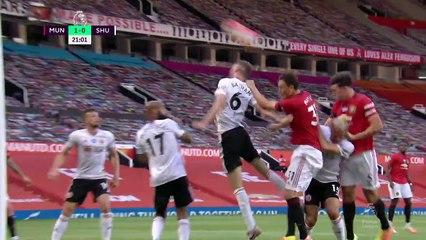 Manchester United - Sheffield United (3-0) - Maç Özeti - Premier League 2019/20