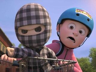 Mon ninja et moi: Trailer HD VF