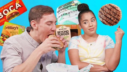 We compared 13 veggie burgers and Burger King's Impossible Burger was the only one that stood out
