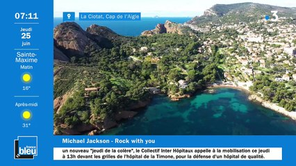 La matinale de France Bleu Provence du 25/06/2020
