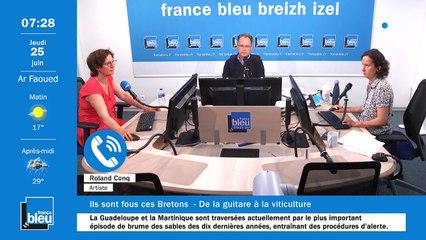 La matinale de France Bleu Breizh Izel du 25/06/2020