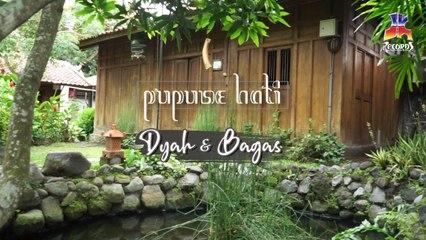 Dyah & Bagas - Pupuse Hati (Kuncup Hati Layu Pasti) Lyric Video