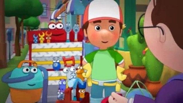 Handy Manny Season 3 Episode 48 Hanks Birthday