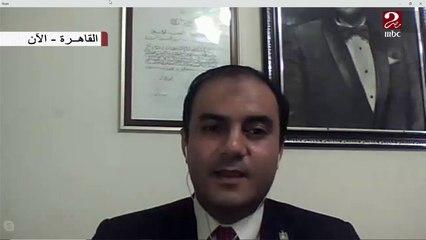 فتحي شمس الدين الفائز بجائزة الدولة التشجيعية يوجه رسالة شكر للرئيس السيسي