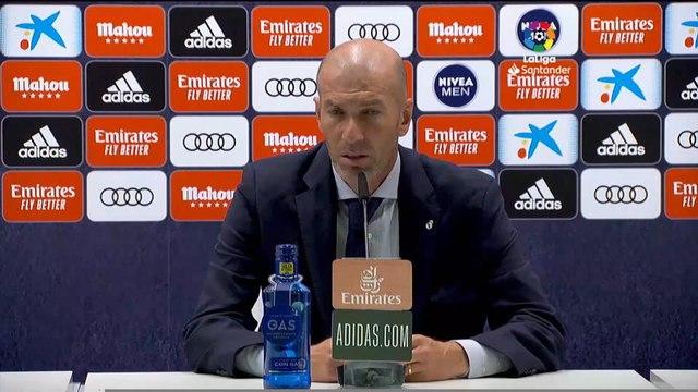 """31e j. : Zidane - """"On a toujours 7 finales à jouer"""""""