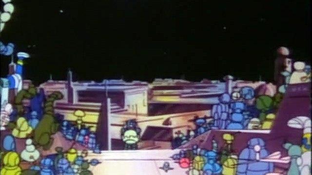 Ulysses 31 - S01E22 City of Cortex
