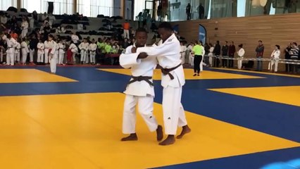 QCM Jeune Coach Judo :  Question 6