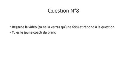 QCM Jeune Coach Judo : Question 8
