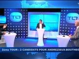 Suivez le débat du second tour à Andrezieux-Bouthéon - Elections Municipales Loire 2020 - TL7, Télévision loire 7