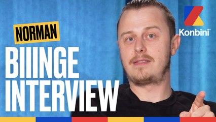 La Biiinge Interview de Norman
