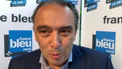 Municipales à Roubaix : Guillaume Delbar, le maire sortant et candidat divers droite, se dévoile