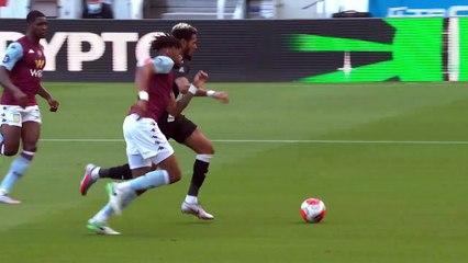 Newcastle United - Aston Villa (1-1) - Maç Özeti - Premier League 2019/20