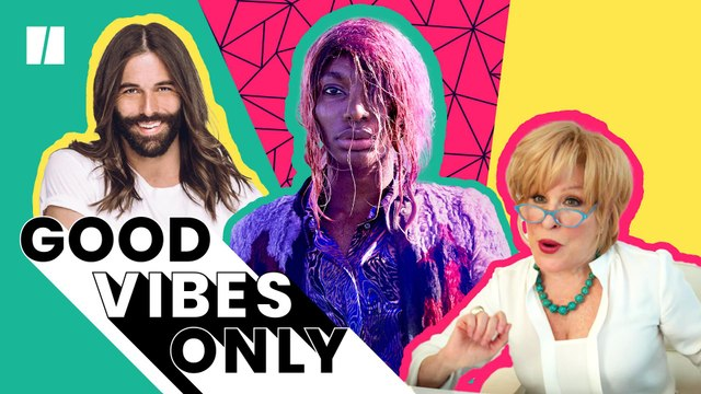 I May Destroy You & Queer Eye | Good Vibes Only: Lockdown