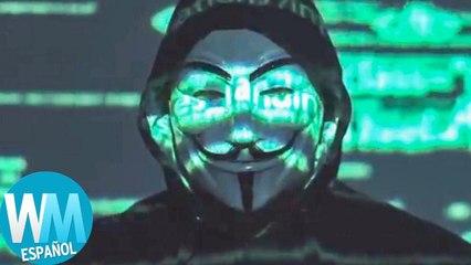 Top 10 Hacks de Anonymous más Infames