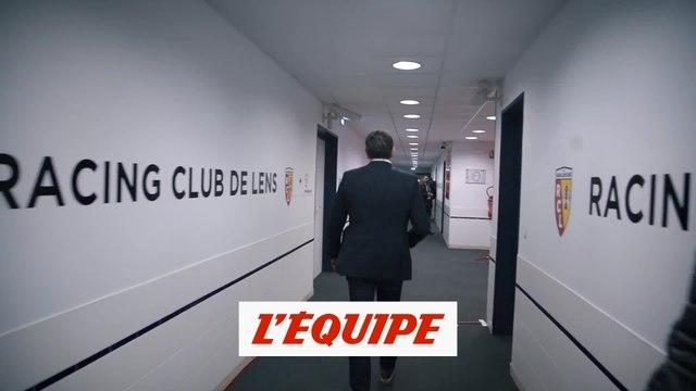 Le débarquement de Philippe Montanier - Foot - L2 - Lens